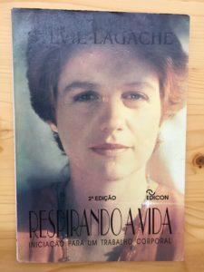 Livre de Sylvie Lagache - Respirando a vida